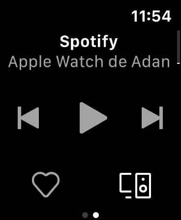 how to get spotify to work on apple watch 4