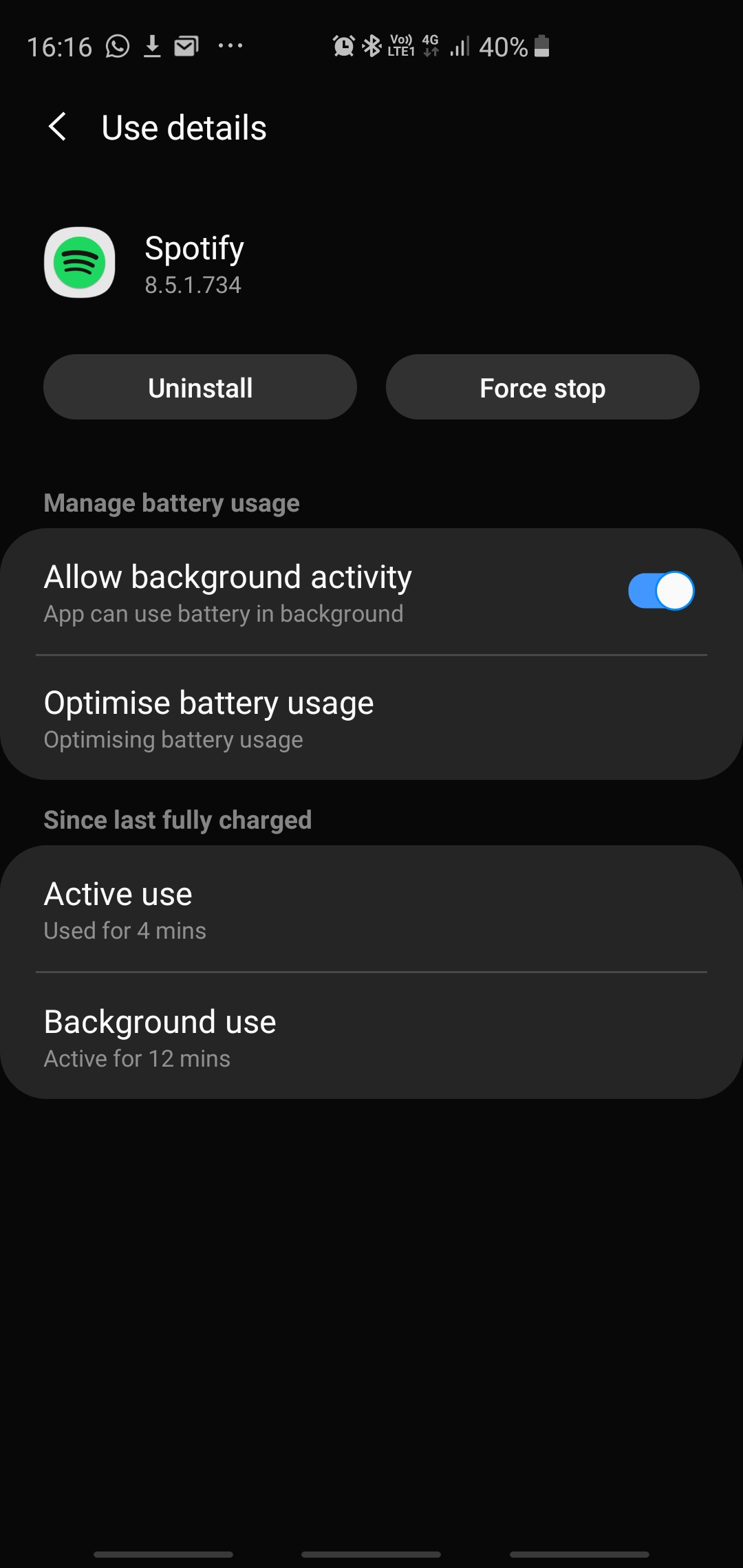 Samsung s10 using earbud keeps pausing - The Spotify Community