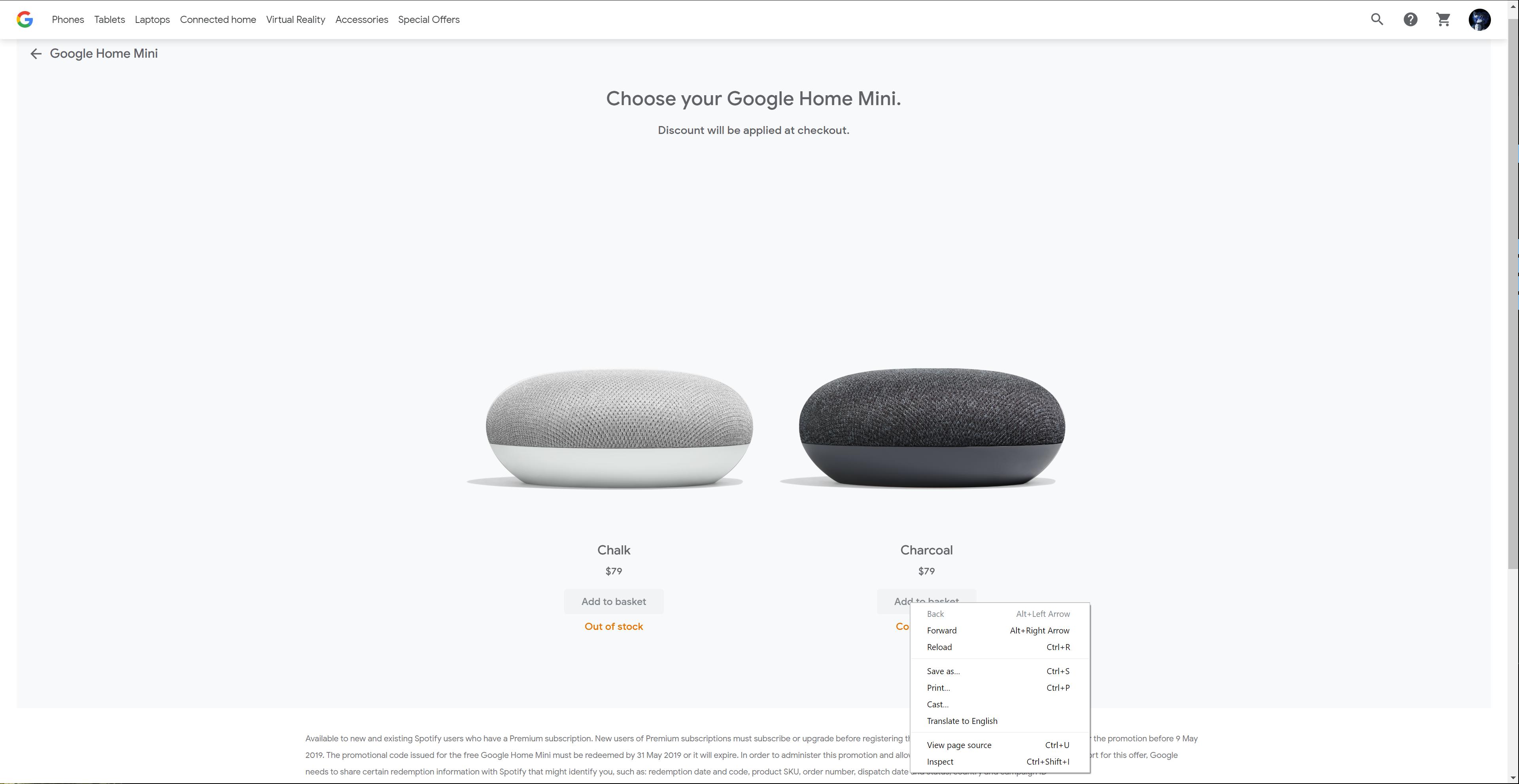 Free Google Home Mini Code | Asdela