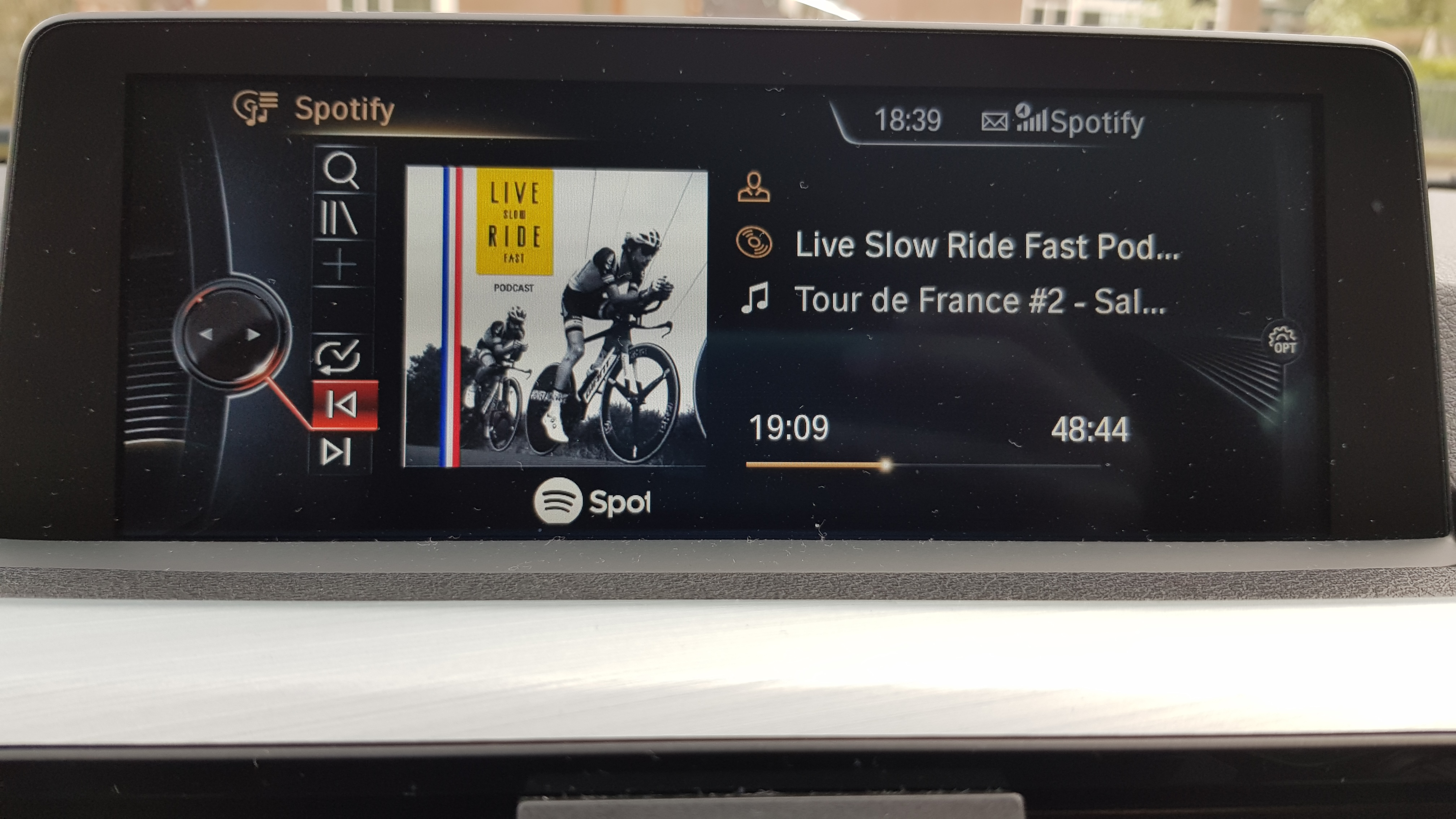 BMW ConnectedDrive not working - The Spotify Community