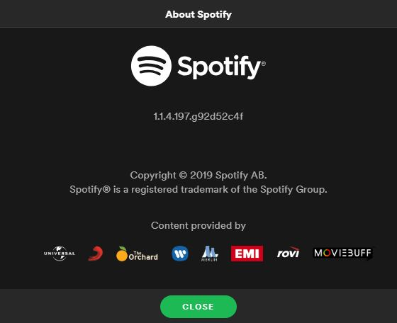 Can't start Spotify, Windows 7 Desktop Application - Page 3