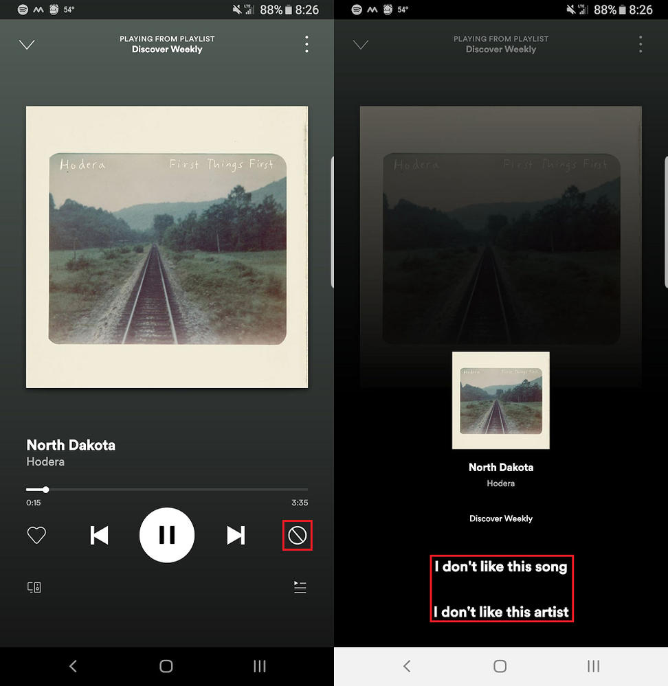 Spotify missing I don't like this song (Android example).png