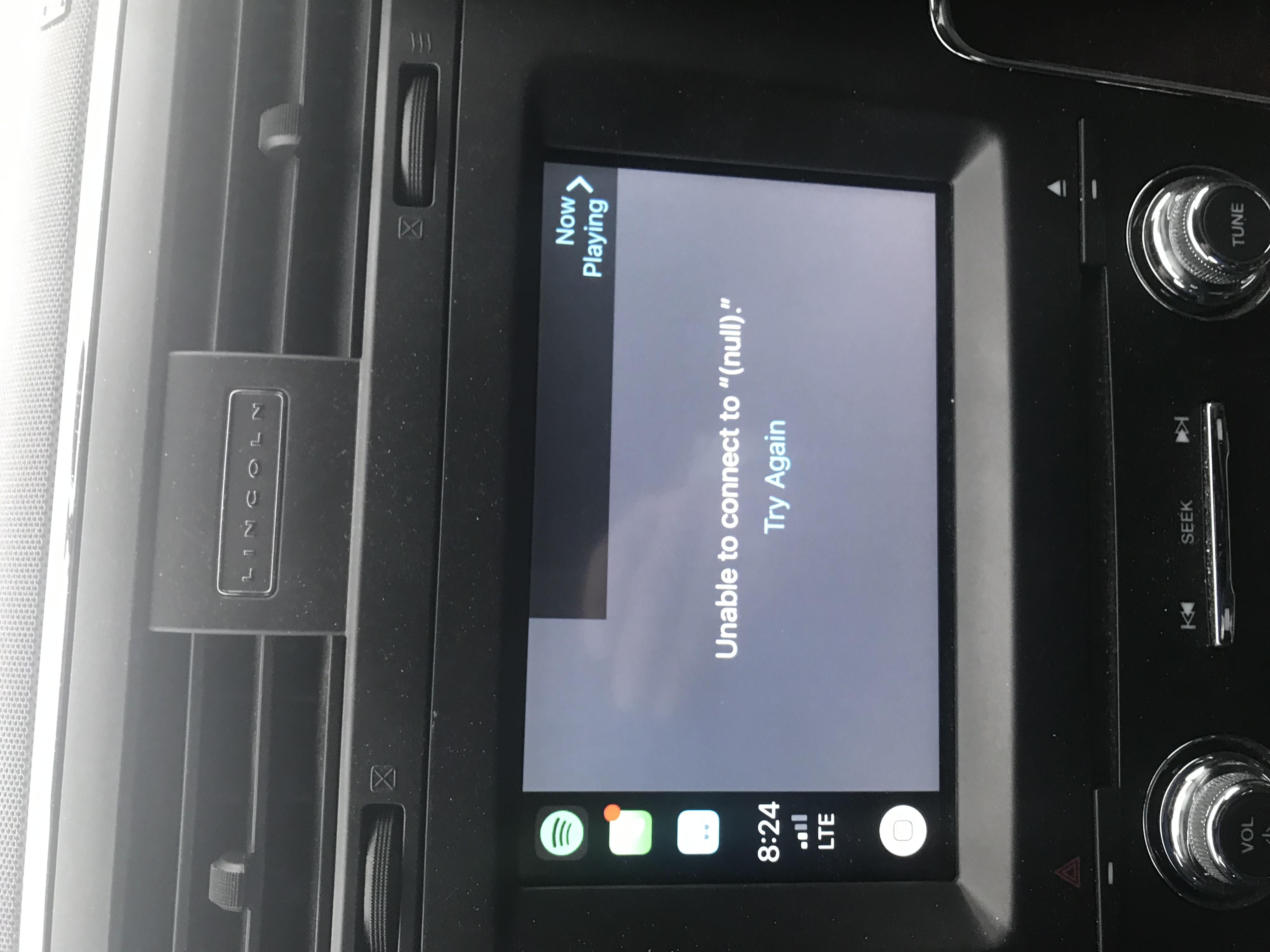 CarPlay bugged - The Spotify Community