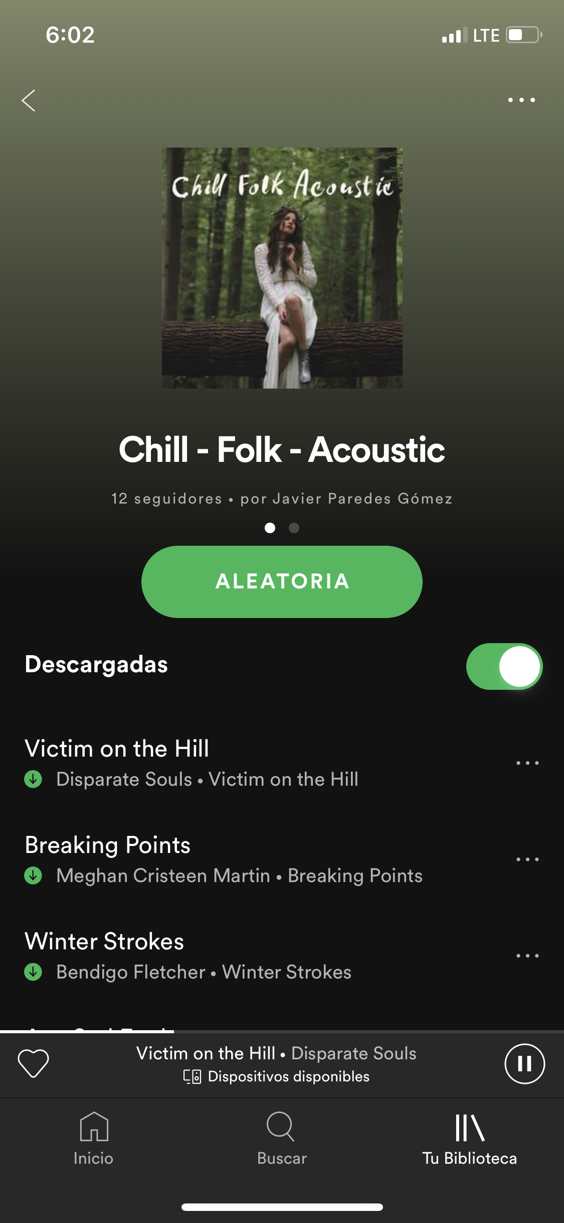 Chill - Folk - Acoustic - The Spotify Community