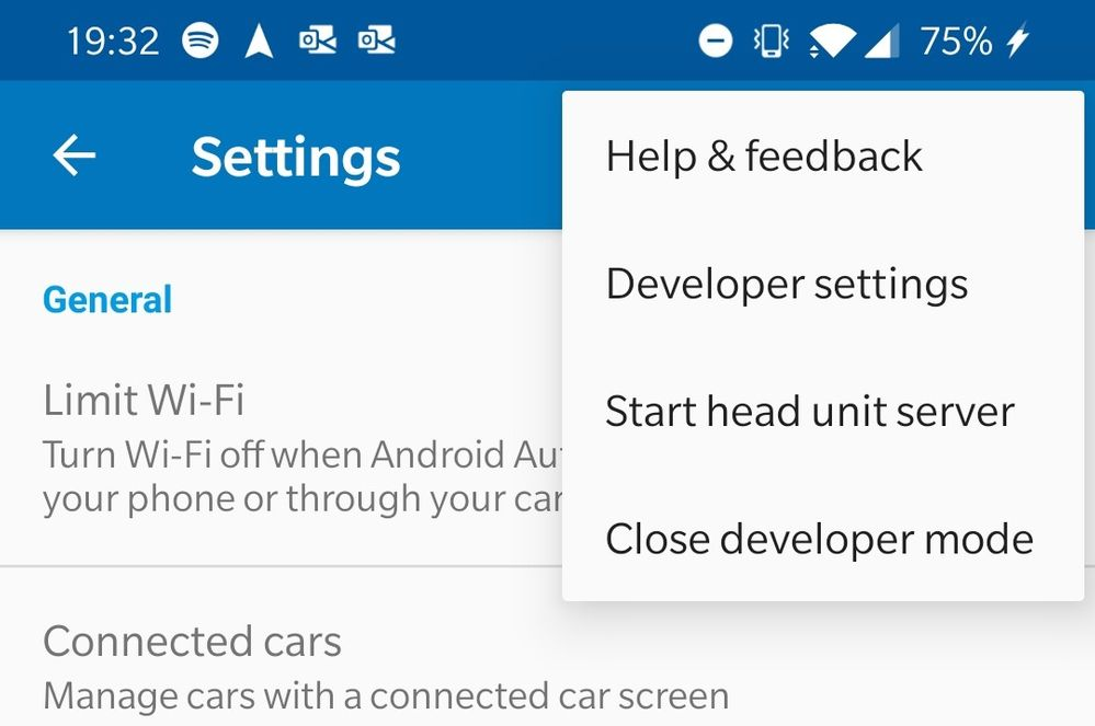 Solved: Android Auto not showing spotify - The Spotify Community