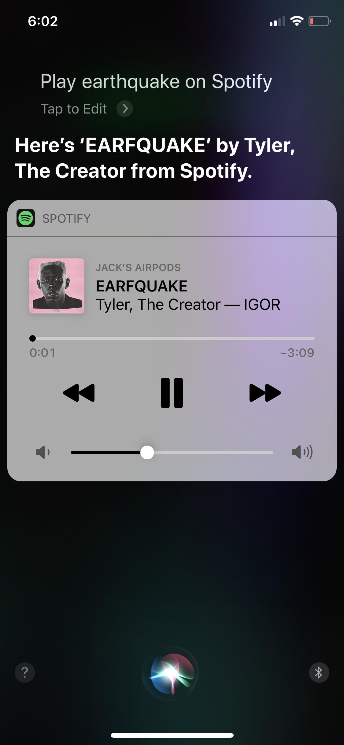 Ios Siri Shortcuts Support The Spotify Community