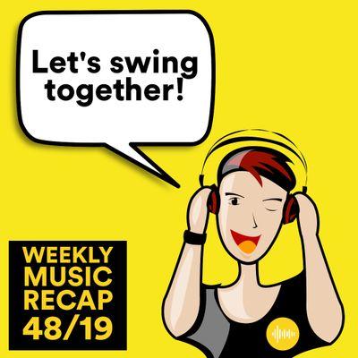Weekly Music Recap 48_19_ The Swing Bot - Maldita Vida.jpg