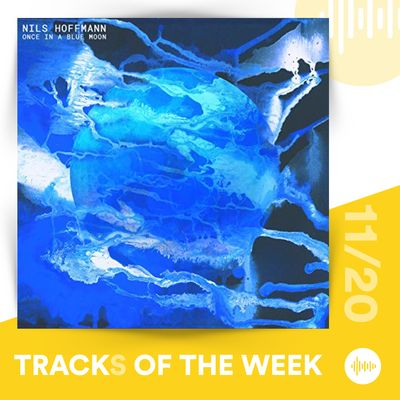 Tracks of the Week 1120 Nils Hoffmann - 1.16699016 x 10^-8 hertz & Once in a Blue Moon.jpg
