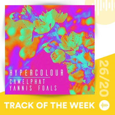 CamelPhat, Yannis, Foals - Hypercolour (Track of the Week 26_20).jpg