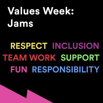Values Week: Jams