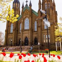 Basilica Cathedral in St. Dunstan, Charlottetown