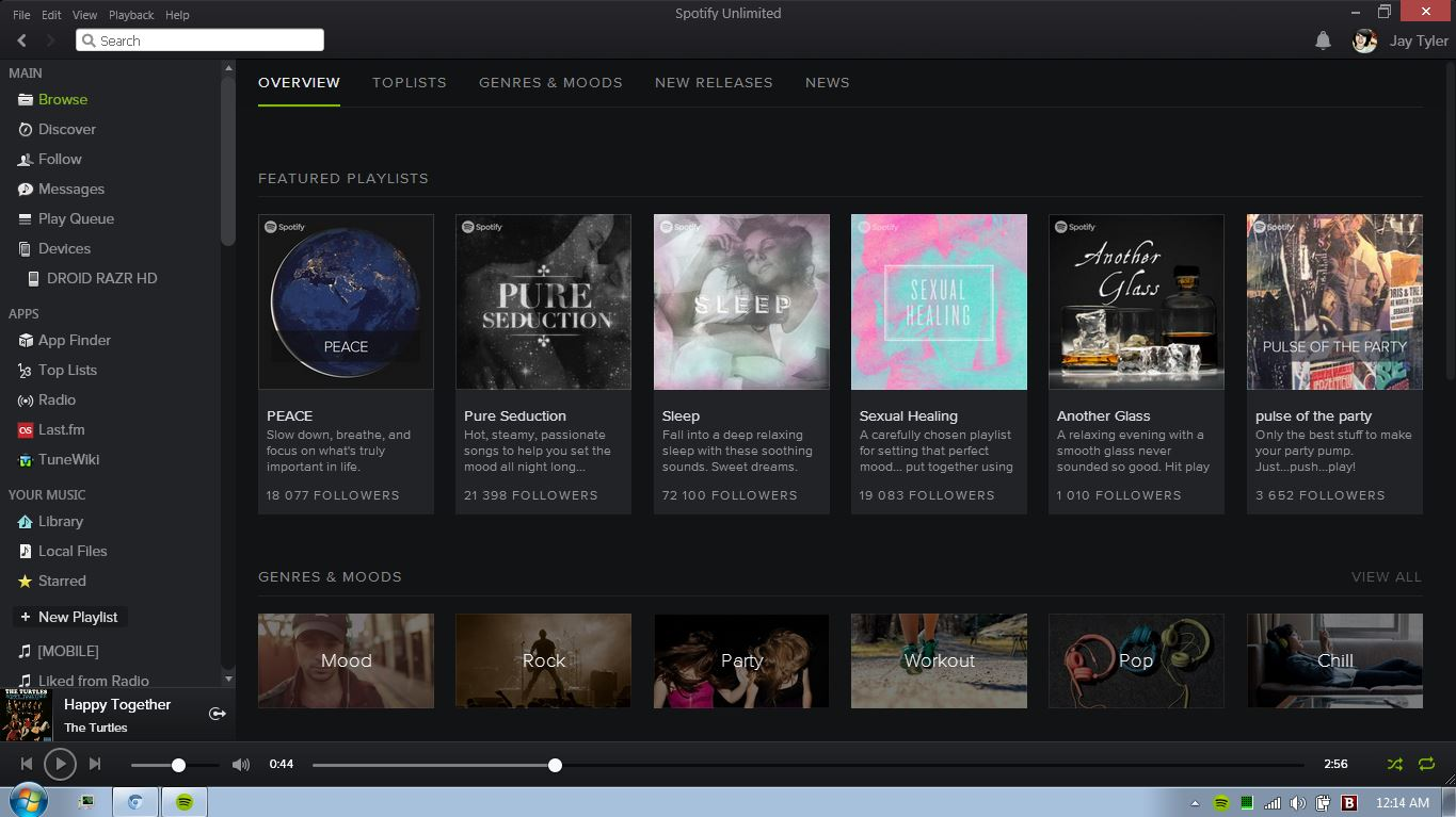 Solved New Spotify Design Page 3 The Spotify Community