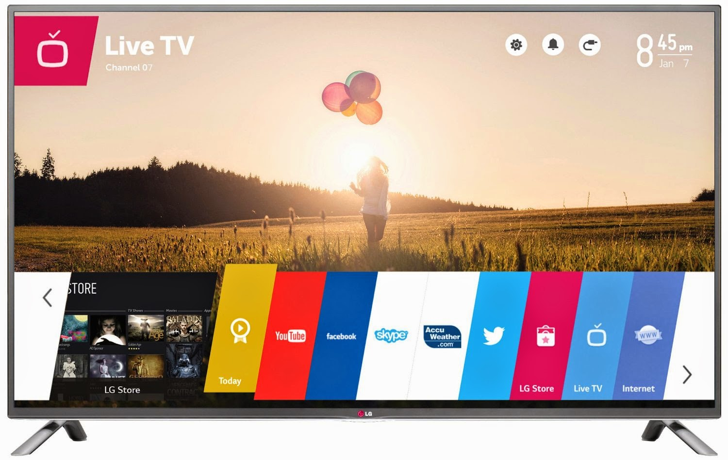 Spotify is available on LG Smart TVs - The Spotify Community