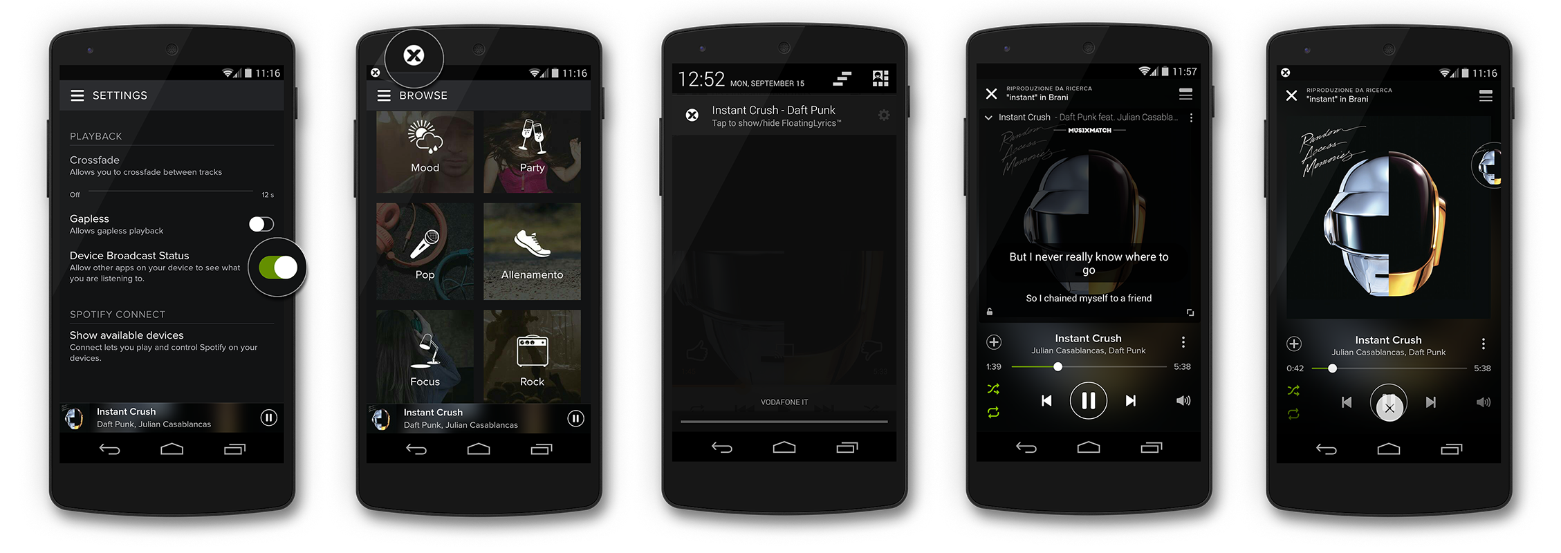 Solved: Lyrics on Spotify Android - The Spotify Community