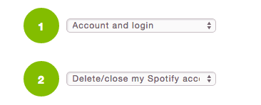 Delete Spotify Account >> Deleting Your Account The Spotify Community