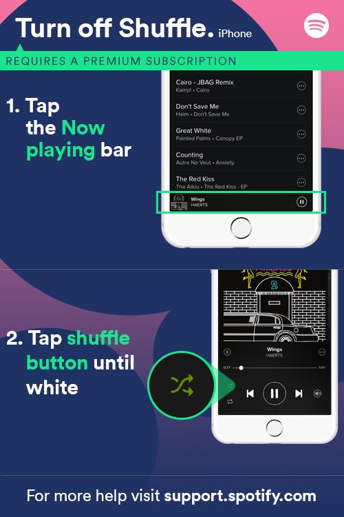 Spotify adding random songs to my playlist