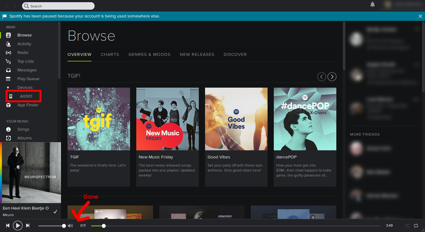 Spotify connect button gone in linux - The Spotify Community