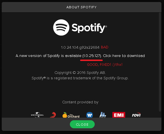 How to listen to music on spotify while offline