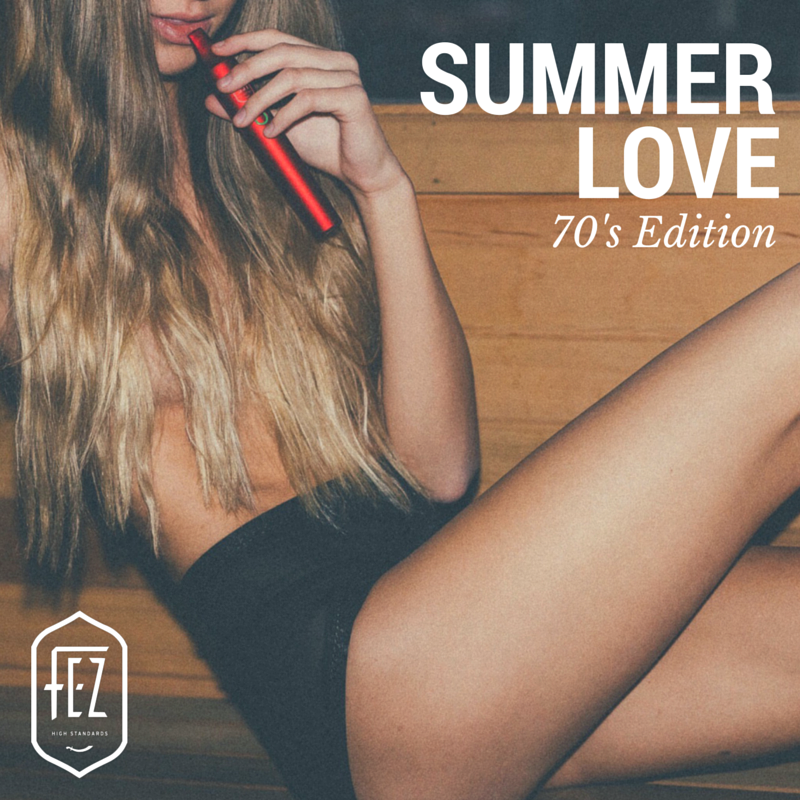 The ultimate summer soundtrack for high times + beach lounging. Don't forget to crack open a Tab and slather on the sunscreen with this throwback mix featuring rare 70's favorites such as Imagination, America, Walter Egan and more. *DJ FEZ*