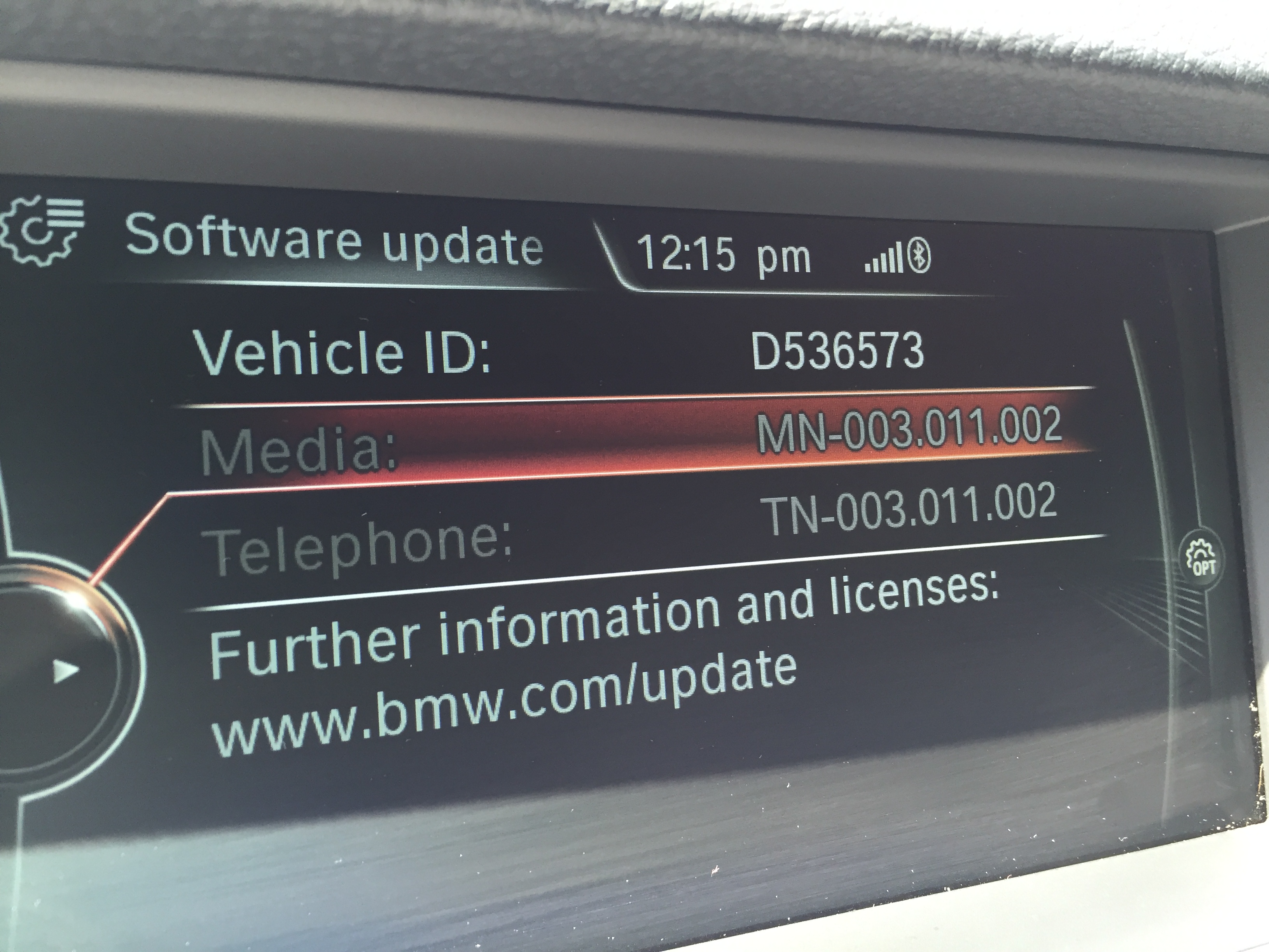 Solved: Playing via Bluetooth in car (BMW) meta data is wo    - The