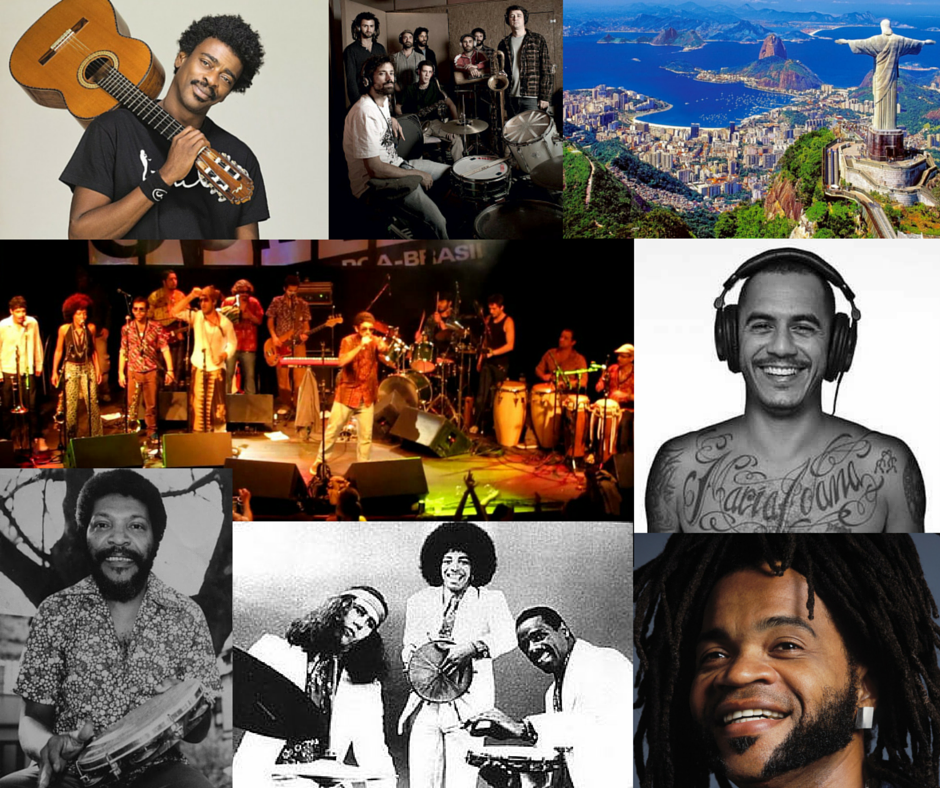 Listen to Brazilian music for the Olympics