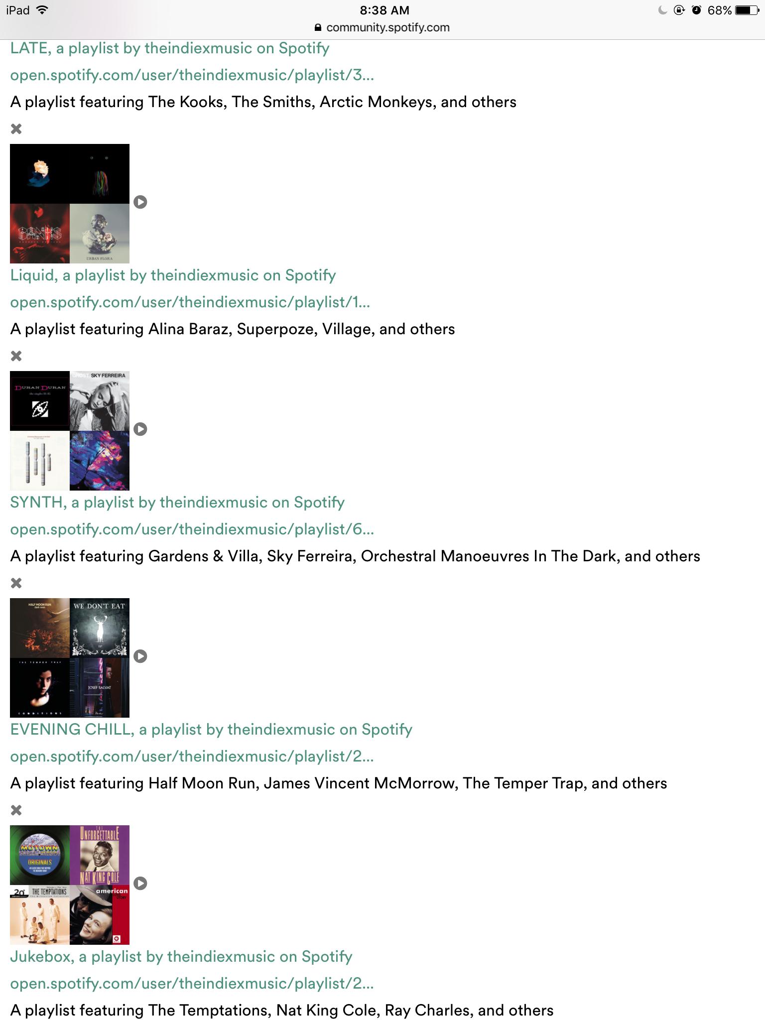 Broaden my music taste? - The Spotify Community
