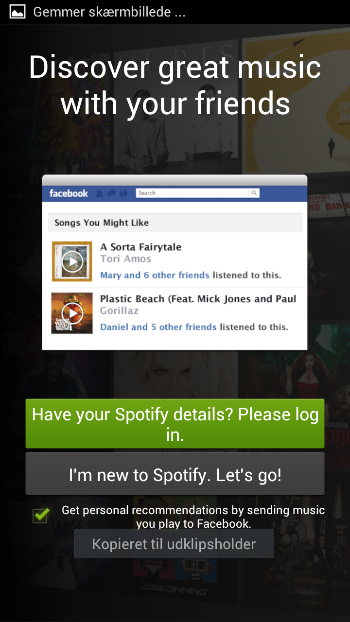 Solved: Unable To Login In Spotify On Android