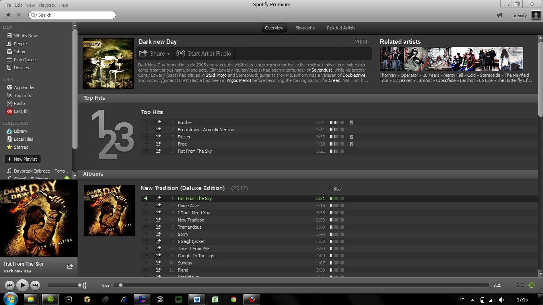 version old download spotify mac