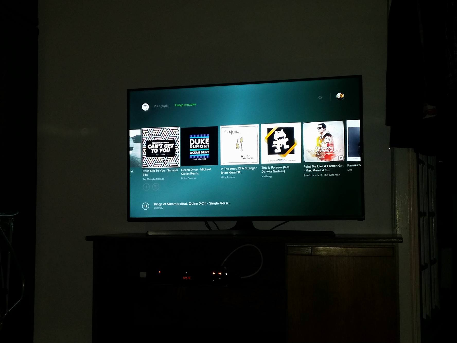 Samsung] Spotify for Samsung TV - Tizen OS - The Spotify Community