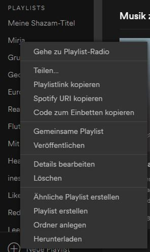 Solved: How to transfer playlists to family members? - The