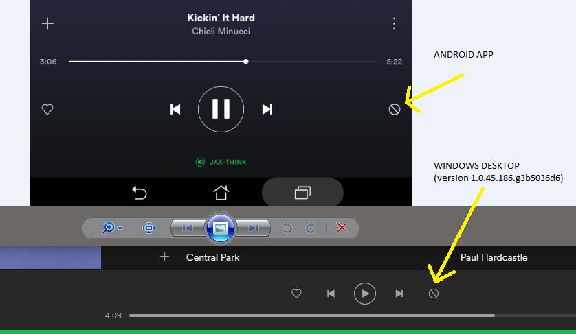 Music] Block / Hide / Blacklist Tracks or Artists - The