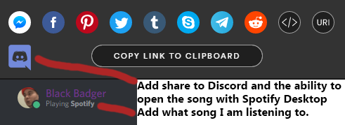 Discord spotify bot