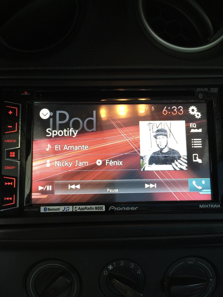 Pioneer Car Stereo Issues w/Spotify on iOS - Page 12 - The