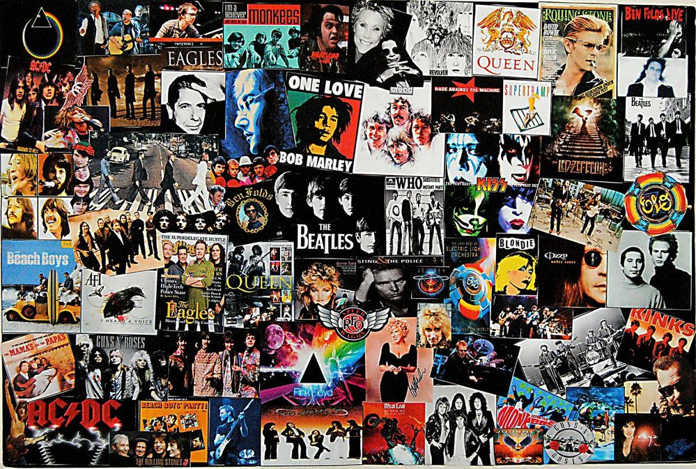 CLASSIC ROCK SONGS....NEVER DIES....They seems to live FOREVER! They get interpreted by new generations of musicians. I put together this playlist with songs from many decades. Sometimes nothing can beat the Original, but sometimes the NEW versions is better...All these songs are favourites of mine!