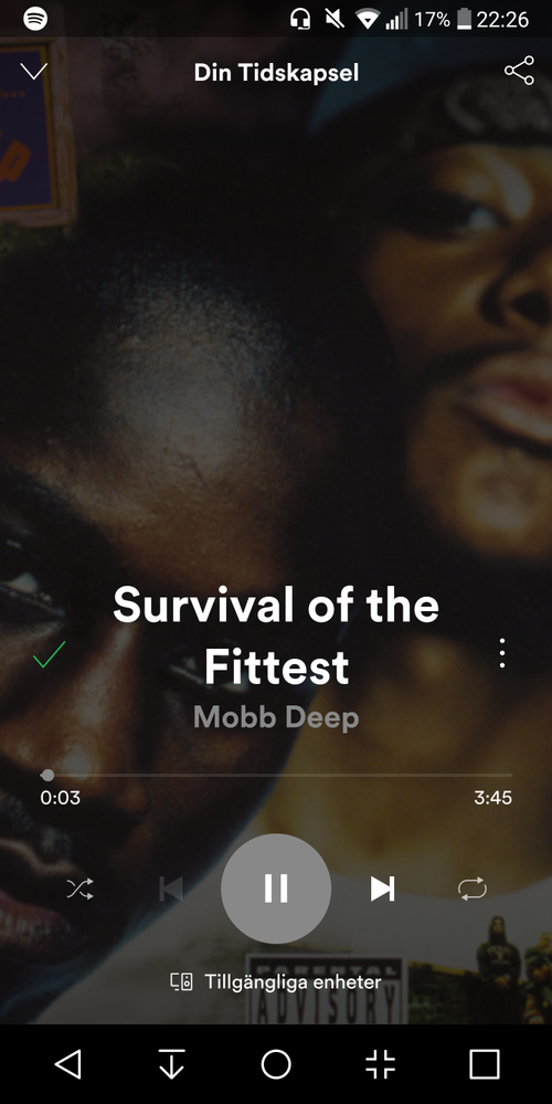 Larger album art on Android/Homescreen - The Spotify Community