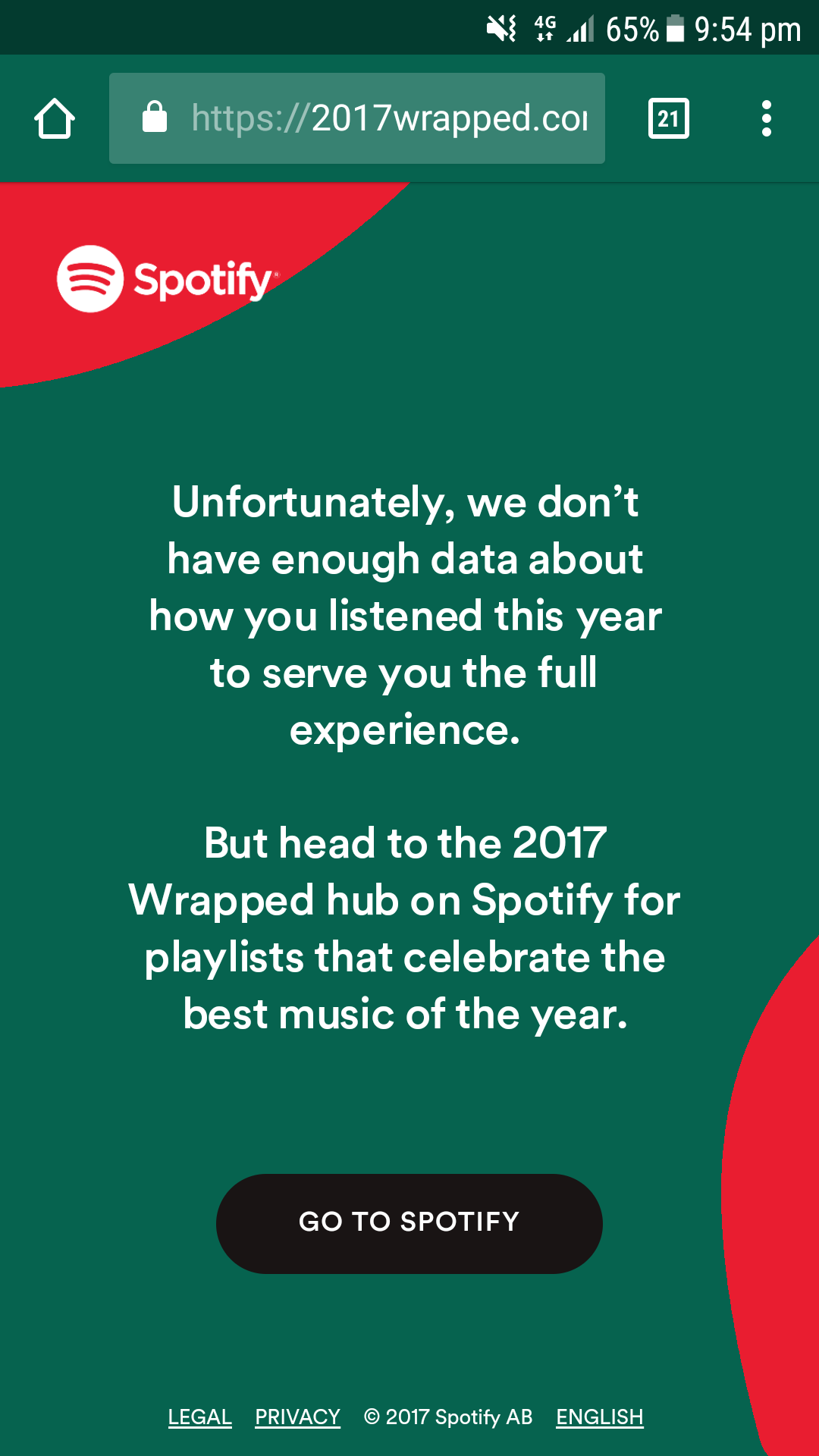 Your 2017 Wrapped - The Spotify Community