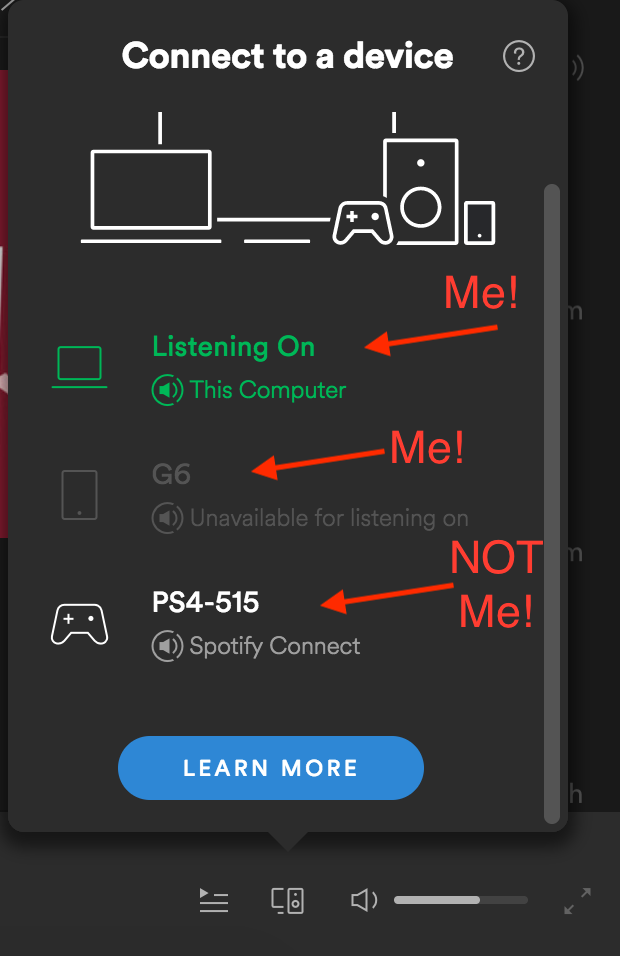 Someone else using my account - The Spotify Community