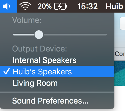 Can't find Airplay, Spotify on Mac - The Spotify Community