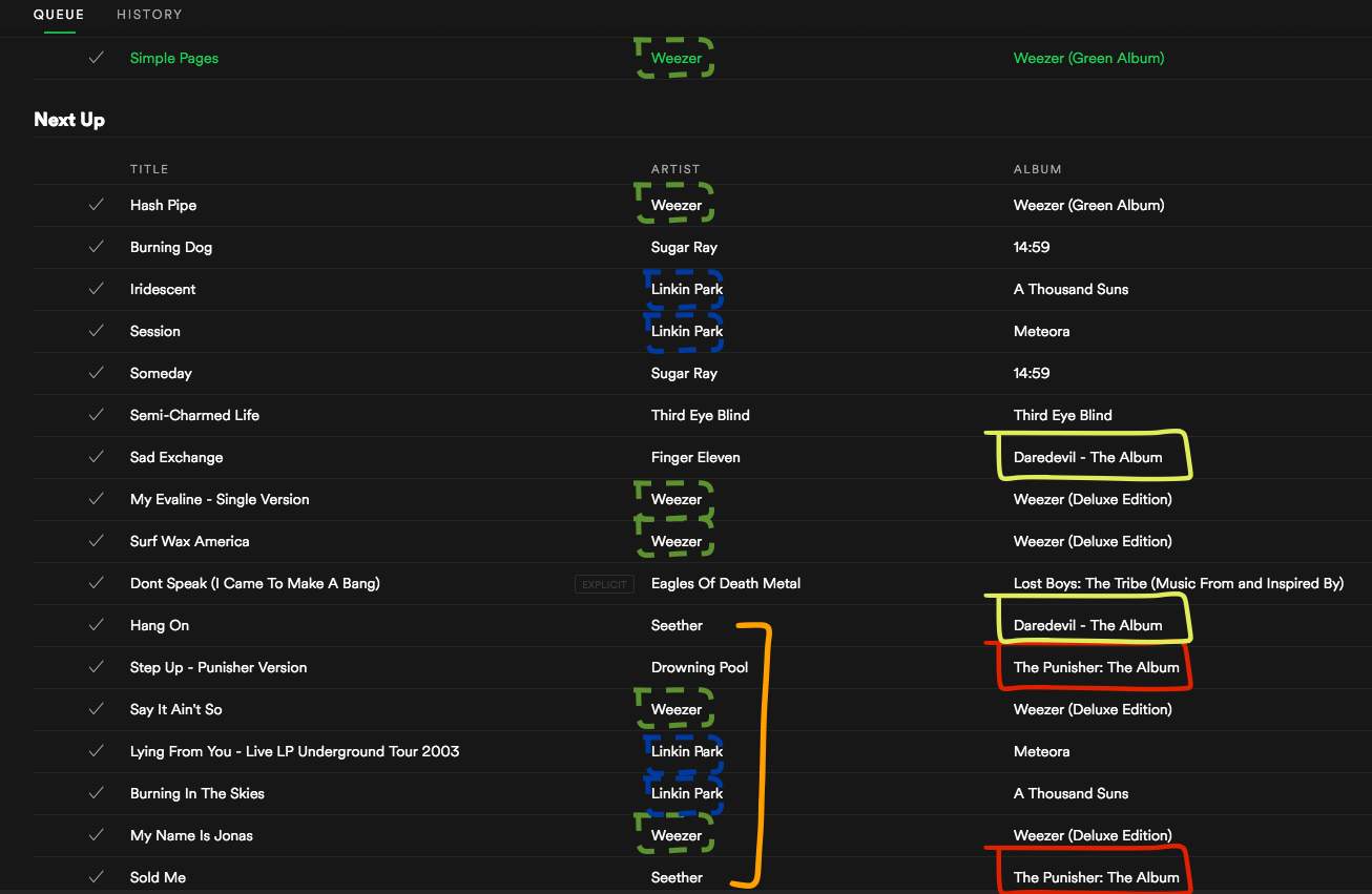 Shuffle play is not random - Page 26 - The Spotify Community