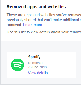 Solved: Can't connect Spotify to Facebook anymore? - The