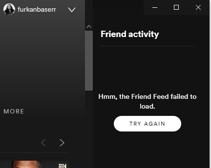 Friend Feed not updating correctly - Page 6 - The Spotify