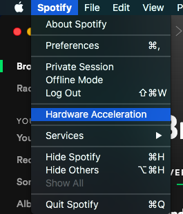 Spotify won't open anymore | Macbook Air - The Spotify Community