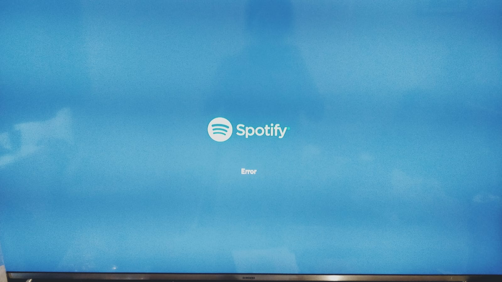 Samsung TV - Spotify