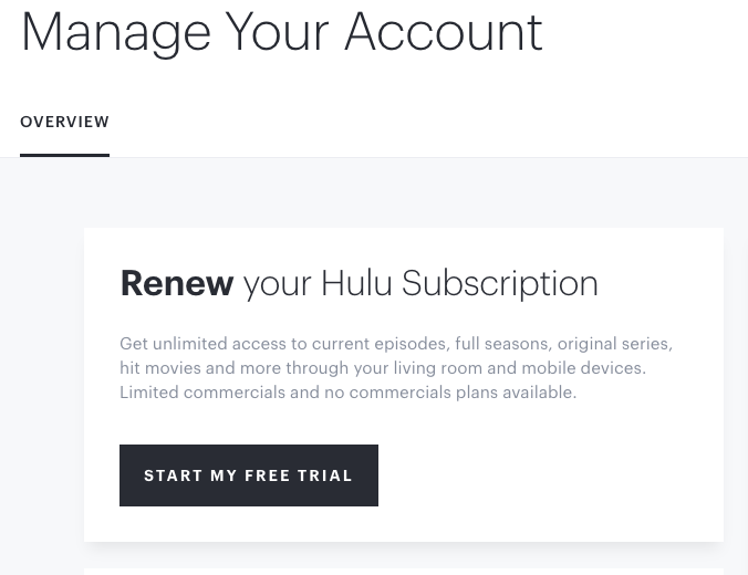Hulu linked but no subscription - The Spotify Community