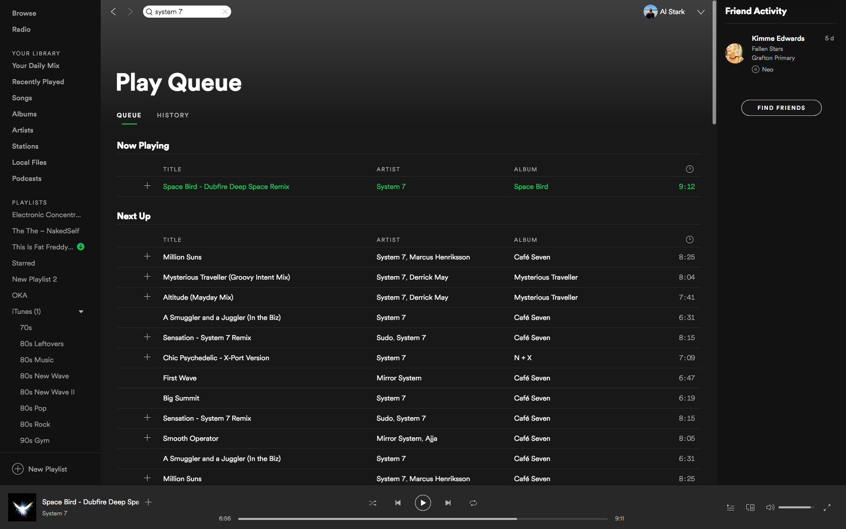 How to make a playlist with someone else on spotify