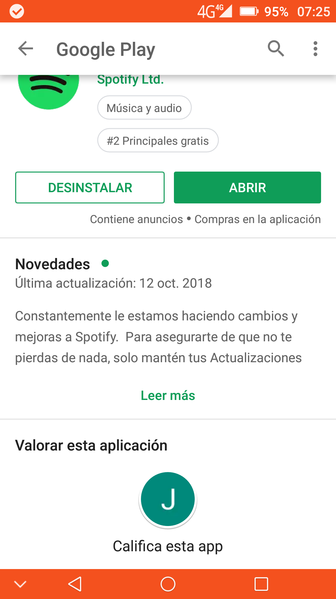App Crashing on Android (SOLVED) - The Spotify Community