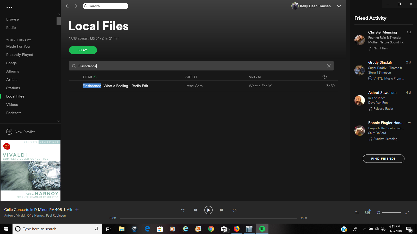 Local files not matching with Spotify catalog - The Spotify