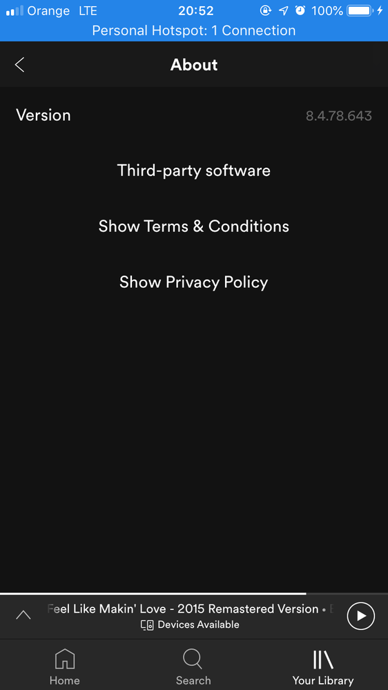 Spotify freezes when I open the app or switch back    - The Spotify