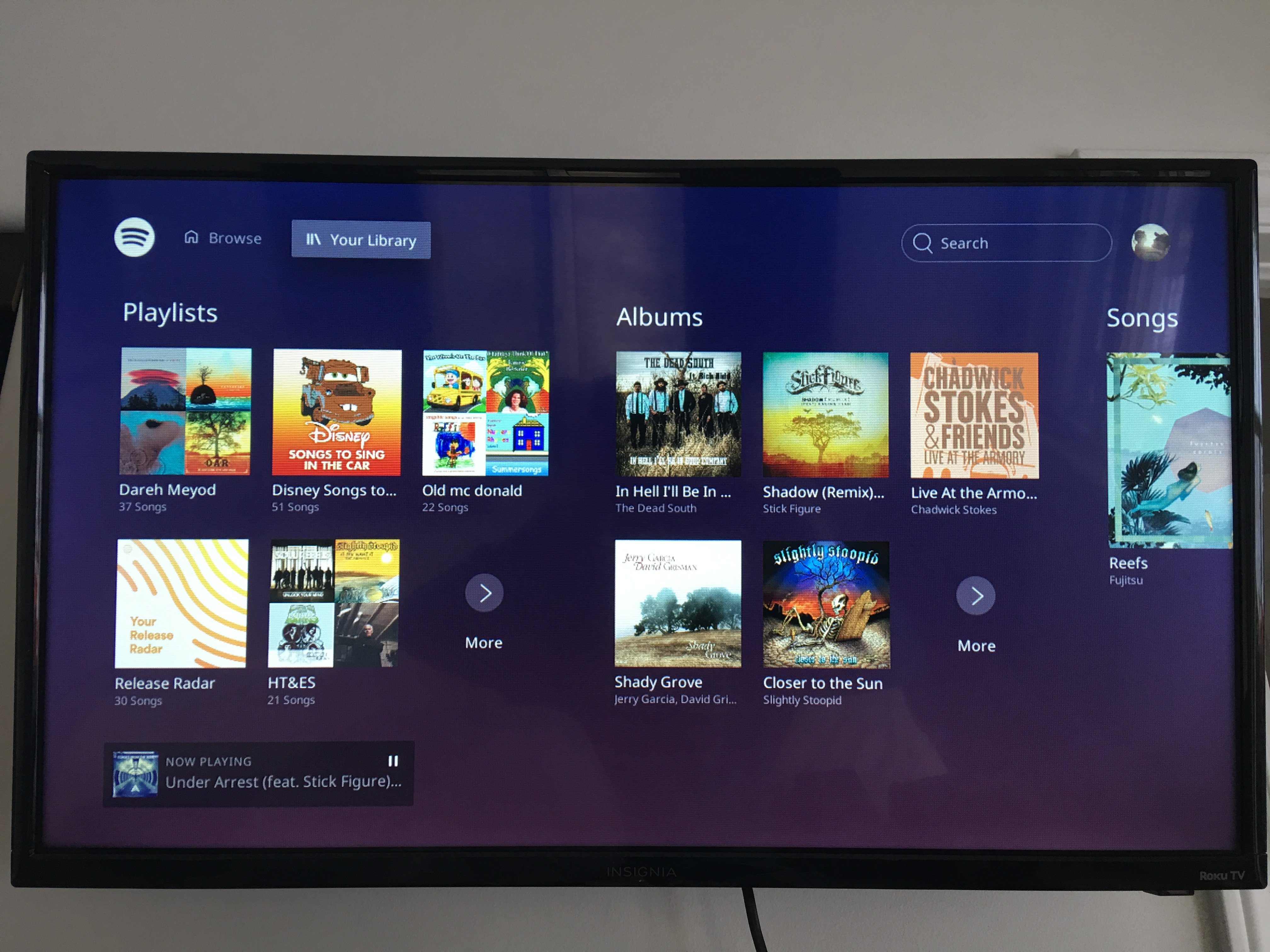 Solved: When is Spotify going to return on Roku? - The Spotify Community