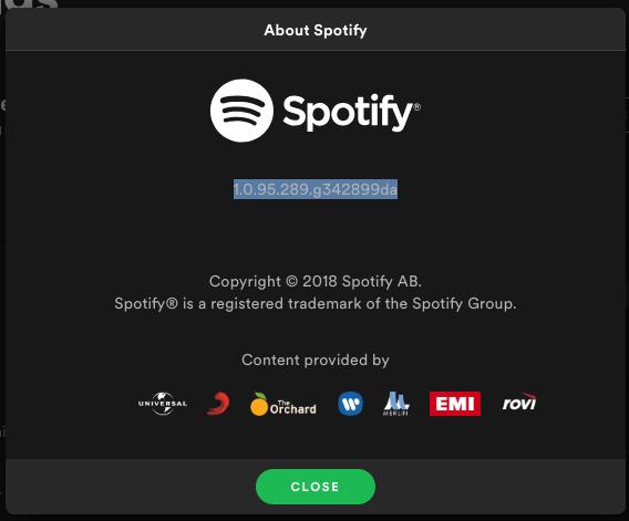 Mac) Desktop app has memory leak - Page 4 - The Spotify